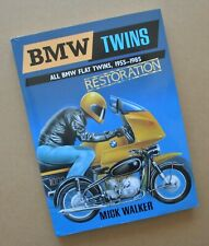 1955-85 Bmw Motorcycle Restoration Book R50 R67 R60 R69S R90 R75 R80 Mick Walker