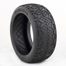 AKA Racing Handlebar 1/8 Buggy Tires (2) - Blue (Medium)
