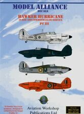 Model Alliance 1/48 Hawker Hurricane Mk.In RAF and Commonwealth Service Part 3 #