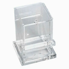 Toothpick Dispenser Holder Acrylic NEW