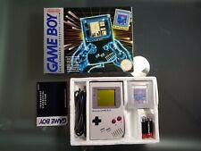 Nintendo Gameboy Classic Konsole DMG-01 OVP Grau Game Boy