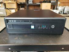 HP Z240 SFF Workstation | Xeon E3-1290 @ 3.5GHz | 8GB RAM | 500GB HDD No OS
