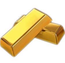 1x Solid Pure .999 Fine 24k Gold Bullion Investment Bar - 1 Grain (Not Gram)