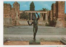 Pompei Savi Casa del Fauna Italy Postcard 462a