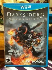 Nintendo Wii U Game Darksiders: Warmastered Edition (Very Low Price!)