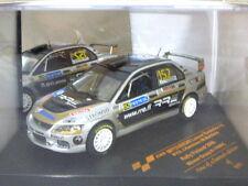 Vitesse Mitsubishi Lancer Evolution 9#152 Winner Group N/PWRC Rally Finland 2008
