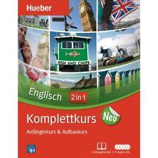 ENGLISCH lernen. Sprachkurs. Der Komplettkurs für Anfänger & Fortgeschrittene
