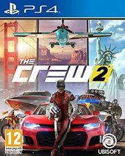 The Crew 2 Ps4 Ubisoft