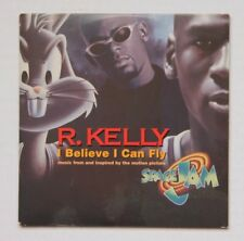 R KELLY. I BELIEVE I CA FLY. CD SINGLE. 1996