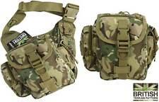 Tactical Army Combat Military Shoulder Travel Bag Day Pack Surplus 7L BTP New