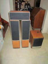 Wharfedale Diamond Speakers Sets,  Floor standing Pair, CENTER CHANNEL,Subwoofer