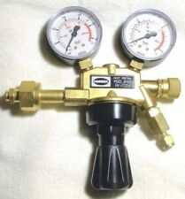 HARRIS REGULATOR - 842V-1 842W10ARC1596 - Argon CO2 - *UNUSED* *Harris-Box*