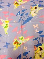 Disney FAIRIES / tinkerbell tissu pour enfants tissu 50inx64in un grand morceau