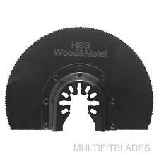 """4"""" Flush Cut Circular Oscillating Tool Blade - Rockwell Hyperlock, DeWalt"""