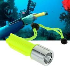 2500LM CREE XM-L T6 LED Waterproof Underwater Scuba Diving Flashlight Torch SI1(