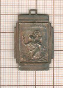 petite médaille religieuse Saint Christophe