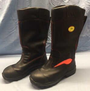 Jolly Firefighter Boots size 11 Fire Fighter Fireman Jolly Safety Boots