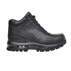 SALE! Nike ACG Air Max Goadome Anthracite Triple Black Hiking Boots 865031-018