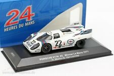 IXO MODELS 1/43 Porsche 917K #22 Le Mans Winner 1971 Marko / Van Lennep lm1971