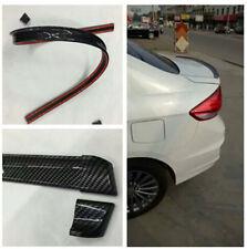 BMW E90 E92 E93 F30 Carbon Fiber Trunk Boot Spoiler Lip Wing 1.5M