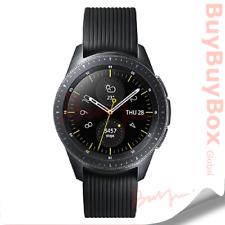 Samsung Galaxy Watch SM-R810 42mm Stainless Steel Case Midnight Black - (SM-R810NZKAXAR)