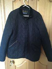 Barbour quilted jacket Black Size L