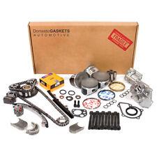Fits 98-04 Nissan Frontier Xterra 2.4L Master Overhaul Engine Rebuild Kit KA24DE