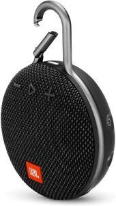 1X JBL Clip 3 Portable IPX7 Waterproof Wireless Bluetooth SUPER LOUD Speaker
