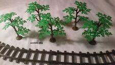 Royal Express GB Master Railway 5 Deko Bäume für Kindereisenbahn o. Rennbahn