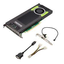 PNY Quadro M4000 8GB DDR5 PCI-E Video Card Graphic CUDA Cores DisplayPort DVI