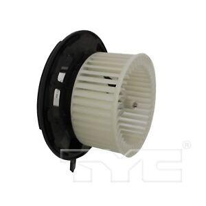 For BMW E82 E84 E88 E89 E90 E91 F25 Front HVAC Blower Motor TYC 700218