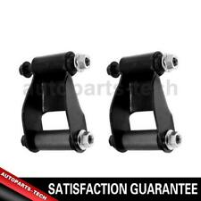 2x Centric Parts Rear Rearward Leaf Spring Shackle For Ford Falcon 1964~1965