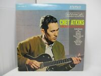 Chet Atkins Finger-Style Guitar LP RCA 1962 RE Stereo