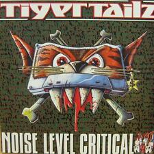"TigerTailz(12"" Vinyl)Noise Level Critical-Music For Nations-12KUT 134-UK-Ex/Ex"
