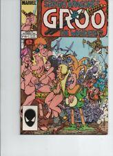 Groo the Wanderer # 10 (Marvel/Epic 1985) Sergio Aragones  VF