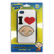 AudioLogy Family Guy Hard Shell Case For iPhone 4/4s - I Love Stewie