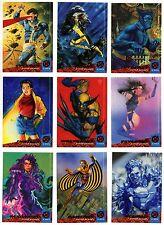 1994 Fleer Ultra X-Men Deadpool Marvel Base Card You Pick Finish Your Set