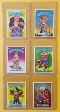 LOT of 6: 1994 DIE TOTAL KAPUTTEN KIDS Original 1st Series 1 GPK OS1 GERMAN MINI