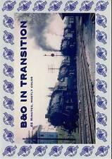B&O In Transition DVD NEW Baltimore & Ohio Revelation Video