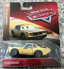 CARS 3 - TODD KRASH - Mattel Disney Pixar
