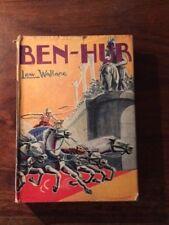 LE LECTEUR N°2/Lew WALLACE/BEN-HUR  1928 EO JAQUETTE