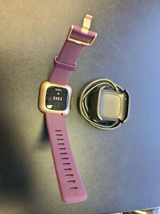 Great Fitbit Versa 2 Activity Tracker Fitness Smartwatch Bordeaux Copper Rose