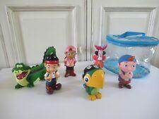 Jake et les pirates du Pays imaginaire figurine Cubby 4,5 cm 128886