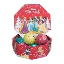Disney Princess Christmas Tree Bauble set