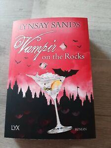 Lynsay Sands - Vampir on the Rocks / Argeneau Band 31