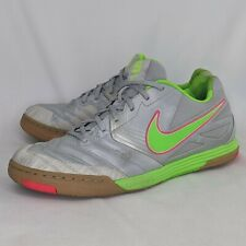 New listing Rare Nike Nike5 Lunar Gato Mens Size 9 Indoor Soccer Cleats Shoes 415124-036