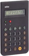 Braun BNE001BK (Reissue of the Braun ET66 Calculator) Black