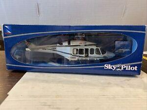 NEW RAY SKY PILOT AGUSTA WESTLAND AW 139 POWER SCALE 1/43 Sealed New