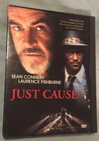 Just Cause DVD - Starring Sean Connery