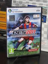 PRO EVOLUTION SOCCER 2011 PES 11 GIOCO NUOVO ITA PC DVD